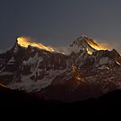 """Himal Dawnlight"" - Nepal by morealtitude"