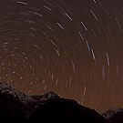 Annapurna Starlight by morealtitude