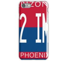 AZ is Awesome iPhone Case/Skin
