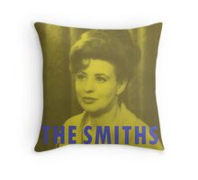 The Smiths Shakespeares Sister Cover Throw Pillow