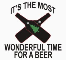 It's The Most Wonderful Time For A Beer.png by ShoppingMall