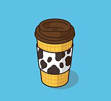 Sheriff Woody's Coffee-to-GO! by jacobparr
