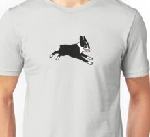 Jumping Boston Unisex T-Shirt