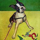 Terrier slays elf by Lynn Starner