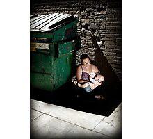 refuse Photographic Print