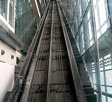 Urbis Elevator. by mariarty