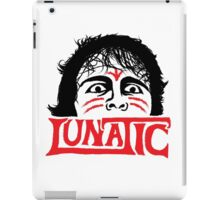 """The Lunatic"" Wrestling Design iPad Case/Skin"