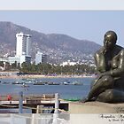 Acapulco,Mexico by Claude Desrochers