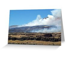 Wildfire! Greeting Card