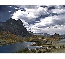 Peruvian Oasis Photographic Print