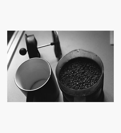 French Press Photographic Print