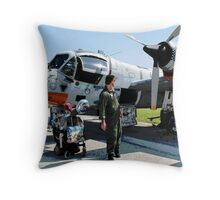 Yup, It's a Plane Throw Pillow