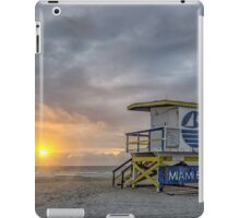 Touch A New Day iPad Case/Skin