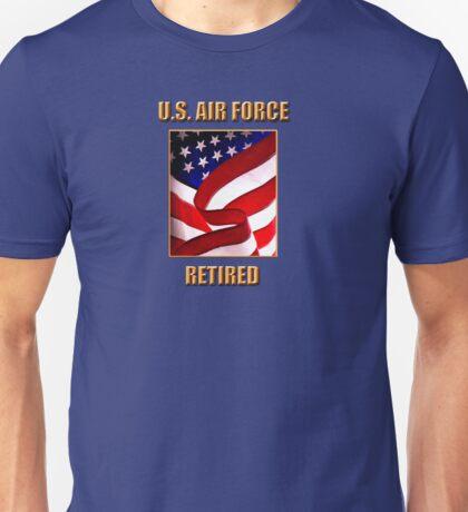 U.S. Air Force, Retired Unisex T-Shirt