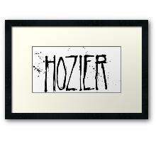 Hozier Framed Print