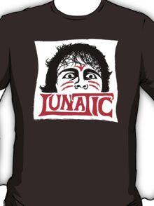 """The Lunatic"" Wrestling Design T-Shirt"