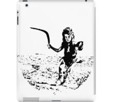 go for it! iPad Case/Skin
