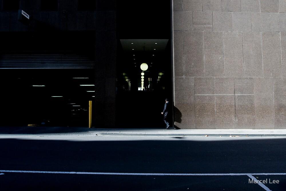 Melbourne, CBD 04 by Marcel Lee