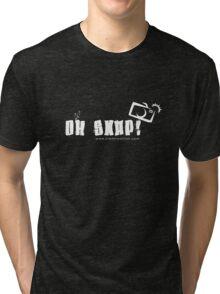 Oh Snap! www.trentrouillon.com Trent Rouillon Photography Supporters Shirt  Tri-blend T-Shirt