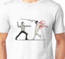 The Hidden Sword Unisex T-Shirt