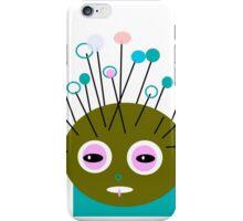 Good hair day art, POLLY DOLLOPS iPhone Case/Skin