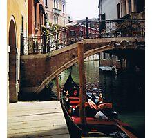 private dock Photographic Print