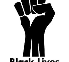 Black Lives Matter by royalbaum