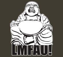 LMFAO Buddha by Artnepo