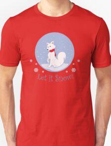 Let It Snow! (Arctic Fox) T-Shirt