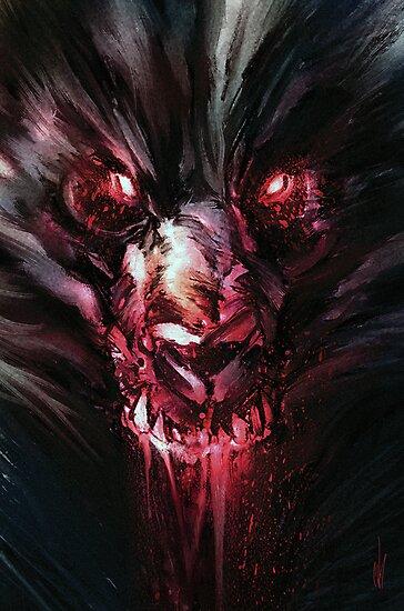 werebears art