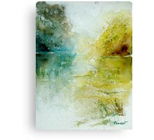 watercolor 111207 Canvas Print