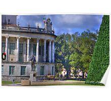 Xmas at City Hall Poster