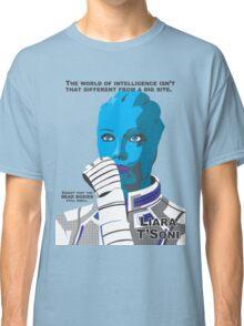 Mass Effect - Liara T'Soni Classic T-Shirt