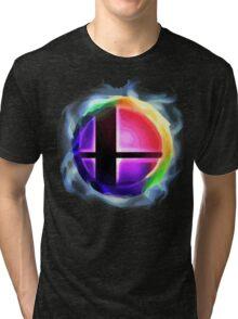 Smash Ball Tri-blend T-Shirt