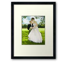 Emma & Laurie Framed Print