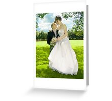 Emma & Laurie Greeting Card