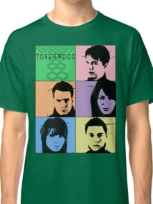 Torchwood Pop Art Classic T-Shirt