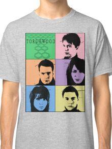 Torchwood Pop Art Classic T-Shirt
