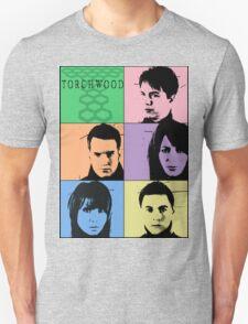 Torchwood Pop Art T-Shirt