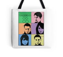 Torchwood Pop Art Tote Bag