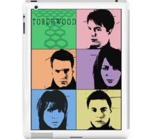 Torchwood Pop Art iPad Case/Skin