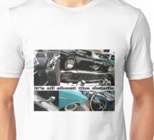 Norwalk Elks Lodge #2142; Car Show Collaboration; It's the details; Norwalk, CA USA Unisex T-Shirt