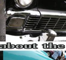 Norwalk Elks Lodge #2142; Car Show Collaboration; It's the details; Norwalk, CA USA Sticker