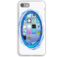 Portal iPhone Case iOS 7/8 iPhone Case/Skin