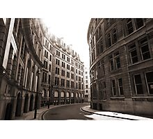 London--28 days later-esque Photographic Print