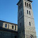 Clock Tower by bluekrypton