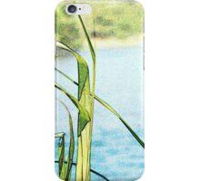 Blade of Marsh Grass iPhone Case/Skin