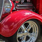 Red rod by Mike Warman