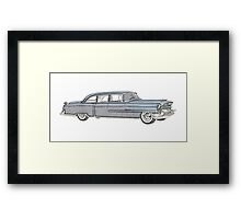 1955 Cadillac - Series 75 Framed Print
