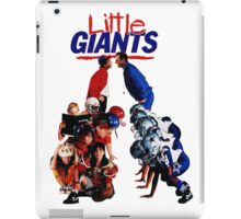 Little Giants iPad Case/Skin